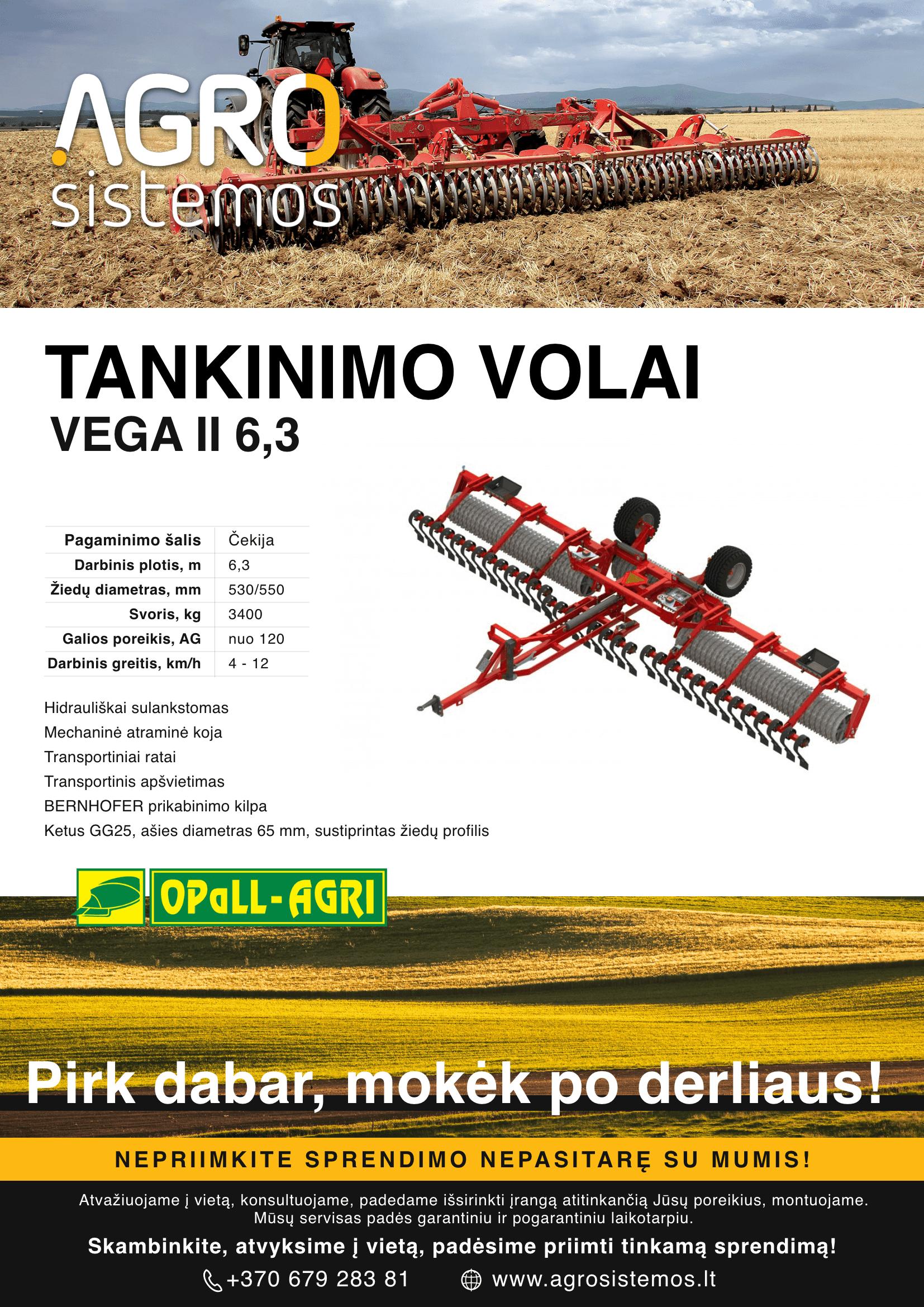 Tankinimo Volai